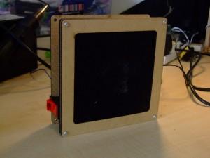 Fan Case front